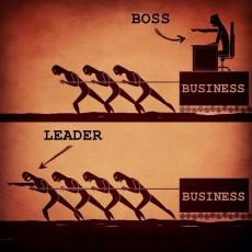 Management versus Leadership