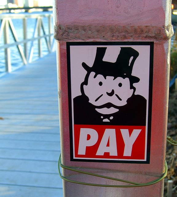 monopoly pay
