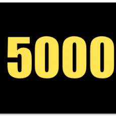 5000 billable hour year