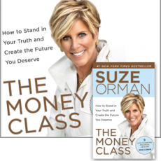 "Cover of book ""The Money Class"" by Suze Orman"