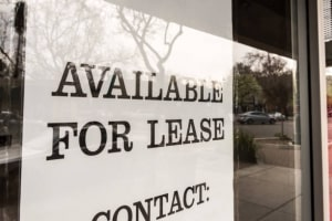 Available for Lease Sign